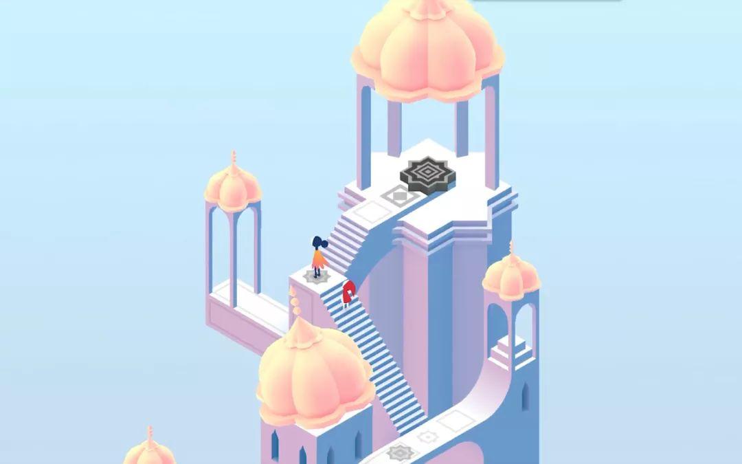 微信里也可以玩「纪念碑谷」!原来它才是小游戏最大的惊喜
