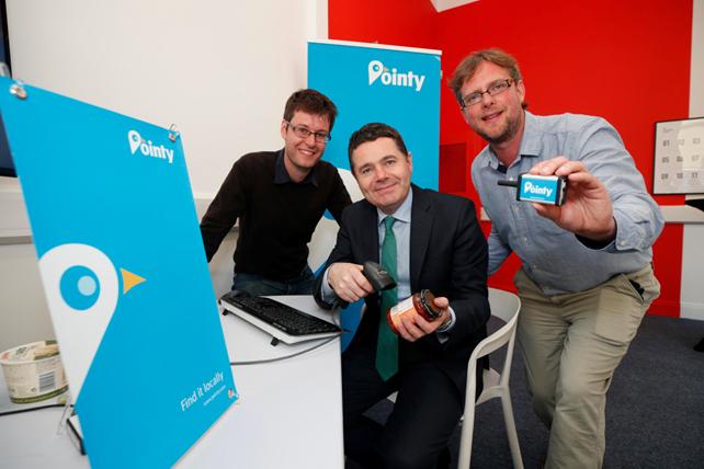 【欧洲】Pointy获1200万美元B轮融资,帮助实体店对抗亚马逊